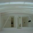 家の模型 エントランス